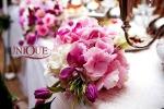 Aranjamente florale de primavara cu lalele bujori orhidee hortensii La Castel Iasi